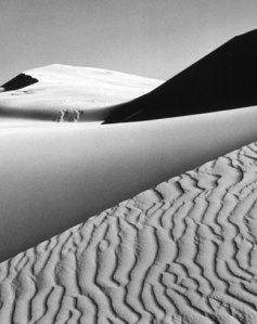 Ansel Adams dune