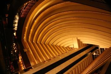 Singapore Mandarin Oriental lobby