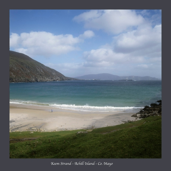 Co. Mayo - Achill Head Keem Strand