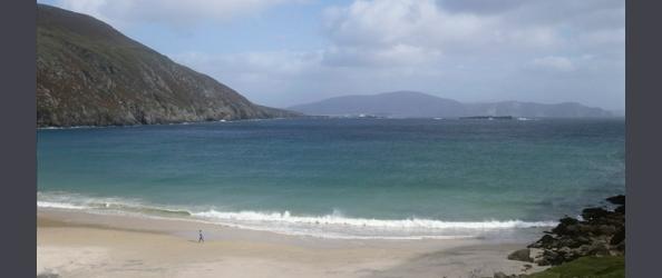 Co. Mayo - Achill Head Keem Strand