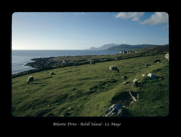 Co. Mayo Achill Island