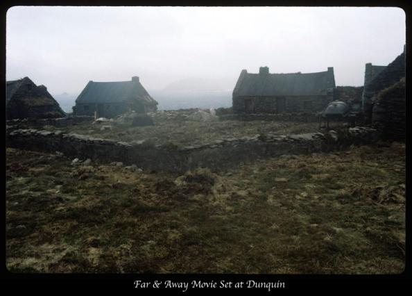 Far & Away Movie Set at Dunquin