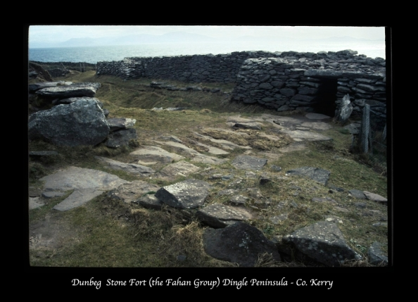 Dunbeg Stone Fort (the Fahan Group) #5