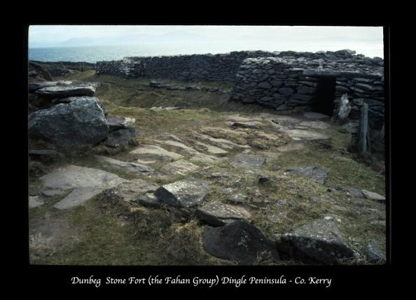 Dunbeg Stone Fort (the Fahan Group) #5