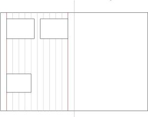 Laying out a rational grid 24 columns