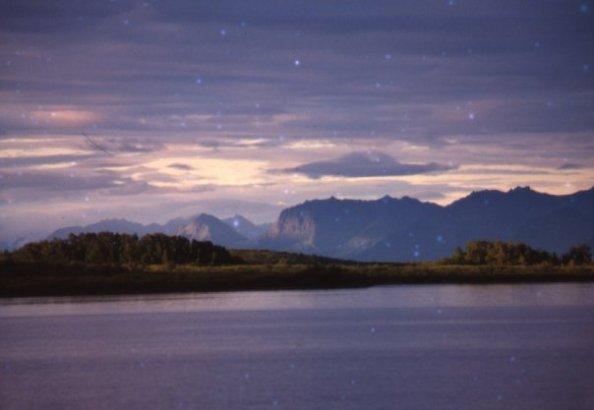 Lake Togiak, in Hudson River Pallet