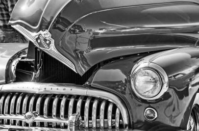 Buick 8 BW