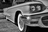 One Cool Ford BW