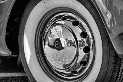 Wheel 6 BW
